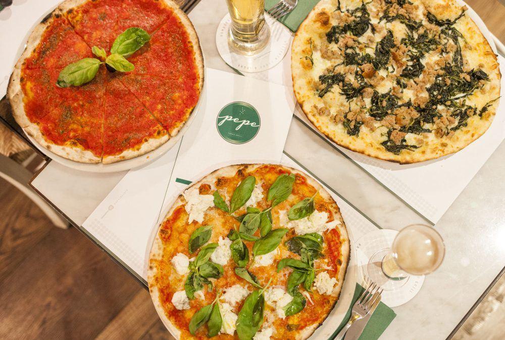 Cerchi una pizzeria a Roma? A San Giovanni c'è Pepe!