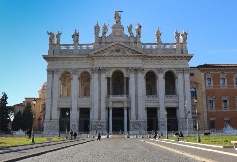 Quartiere San Giovanni Roma Basilica