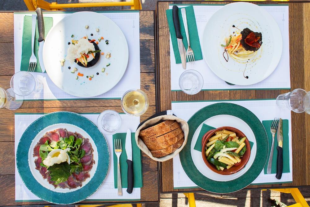 ristoranti san giovanni roma sacco