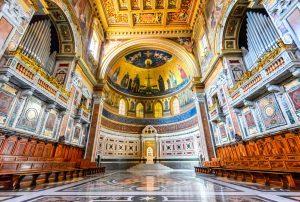 basilica san giovanni in laterano roma storia