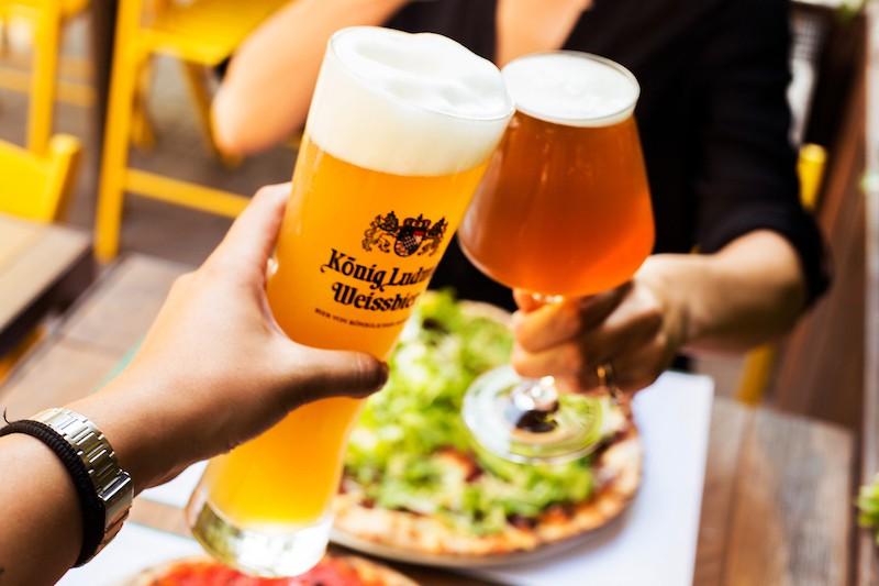Abbinamento pizza e birra: i nostri consigli!