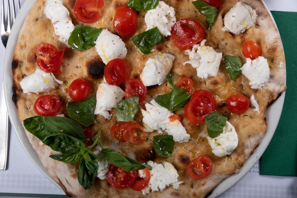 Pizza ai 5 cereali: prova quella di Pepe a San Giovanni!